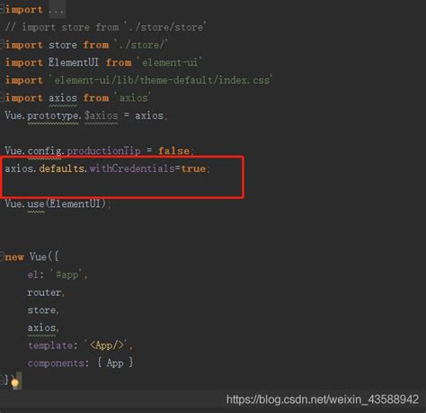 Axios Withcredentials - Authenticating Via Jwt Using