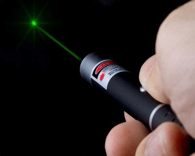 Is Your Laser Pointer Dangerous Enough to Cause Eye Injury