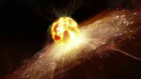Yellow Cosmos: When the Sun becomes a Red Giant! - YouTube