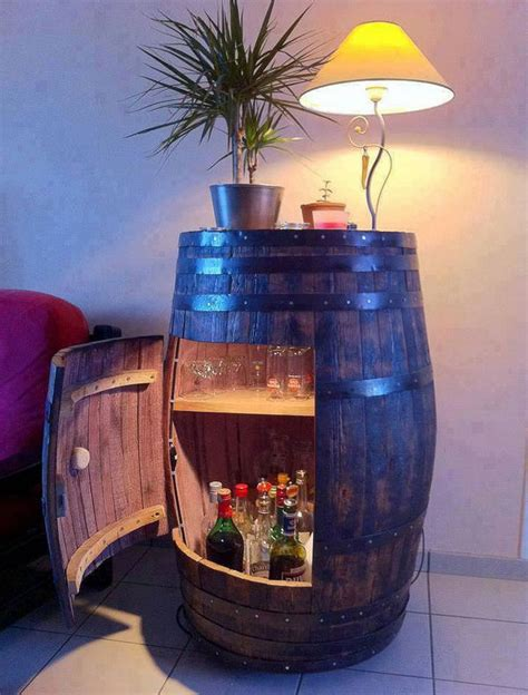20 Incredible DIY Ways To Wine Barrel Projects   Home