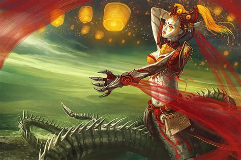 League of Legends   Cassiopeia Wallpapers (Chinese