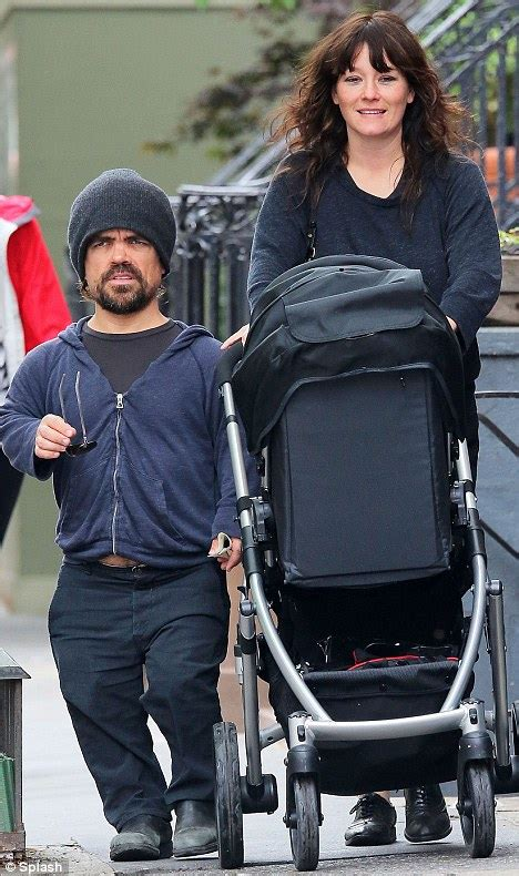 Peter Dinklage's Normal Sized Wife   Sports, Hip Hop