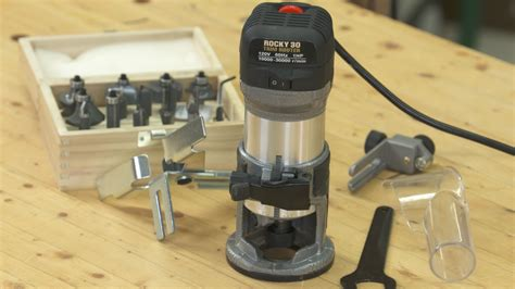 How to Use a Trim Router and Bits from MLCS   WWGOA