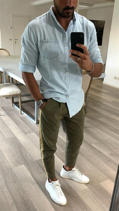 5 Daily Wear Casual Outfits For Men – LIFESTYLE BY PS
