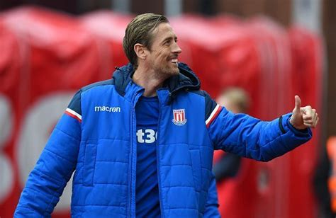 Peter Crouch Biography, Career Info, Records & Achievements