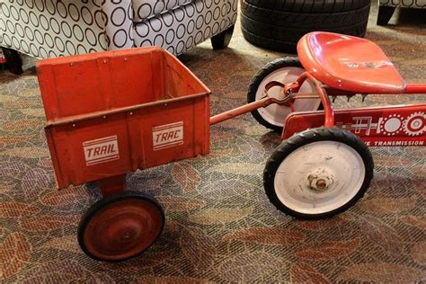 """""""Murray Pedal Tractor with Trailer""""   GR Auto Gallery"""