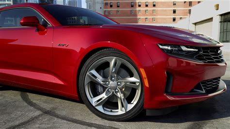 Camaro SS Named Best 2020 Performance Buy by Car Connection