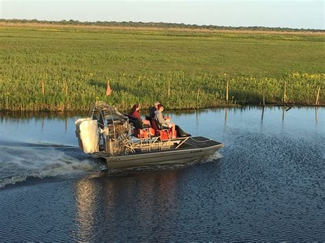 Saint Johns River Airboat Tour (Christmas) | June 2019 All