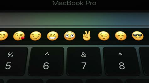 Apple updates MacBook Pro with touch-screen colour key