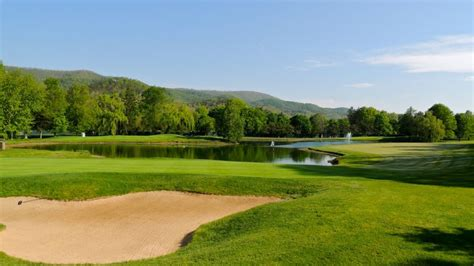 The Greenbrier announces re-opening dates for golf courses