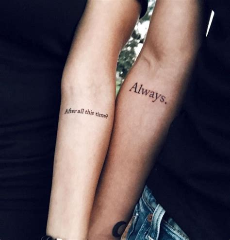 250+ Matching Best Friend Tattoos For Boy and Girl (2019