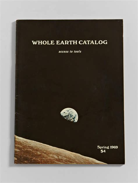 The Whole Earth Catalog Access to Tools — DOP
