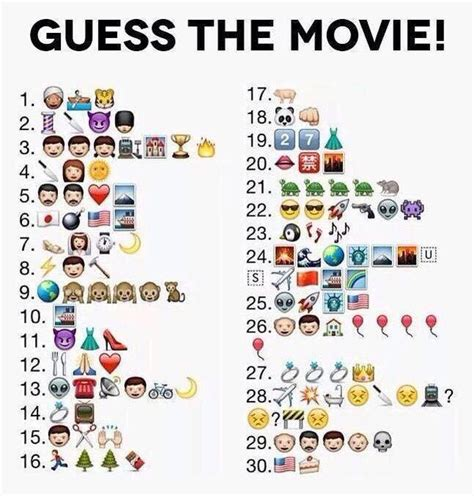 This is super fun!   Emoji quiz, Guess the movie, Guess