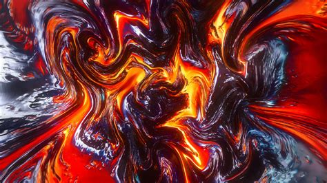 Lava Abstract Wallpapers | HD Wallpapers | ID #26056