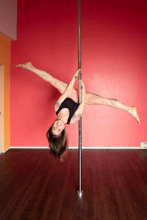 About - Positive Spin Pole Dance Fitness