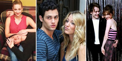 20 Teen Drama TV Couples That Dated In Real Life
