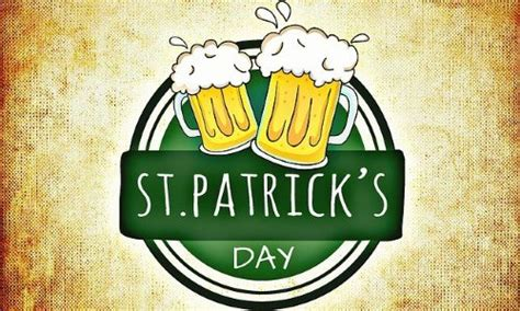 St Patrick's Day in London, 17th March 2020 - Tourist England